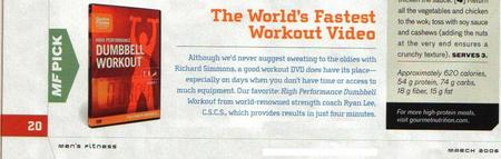 fast fat loss workouts